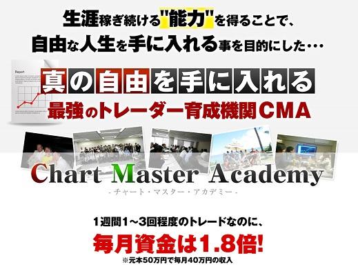 根崎優樹 フリスタFX CMA チャートマスターアカデミー